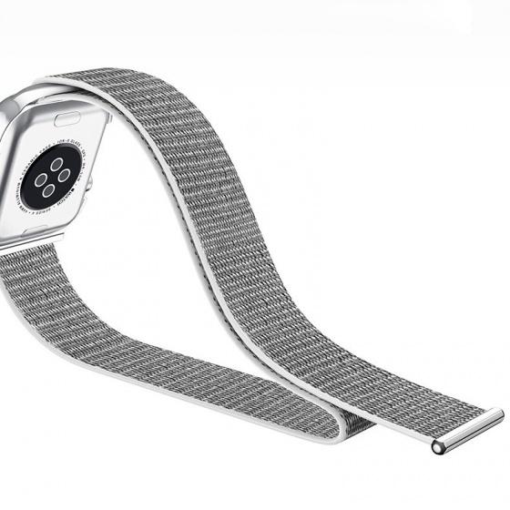 Dây đeo Apple Watch 4 USAMS US-ZB073 Nylon Loop Strap 40mm
