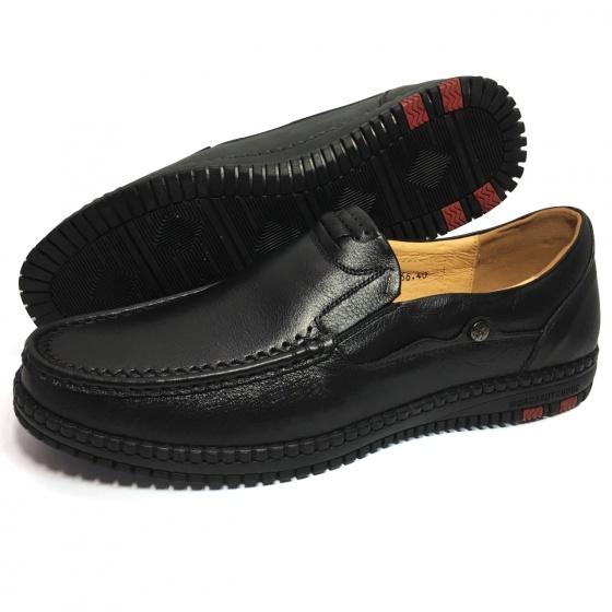 Giày lười nam da bò HS32