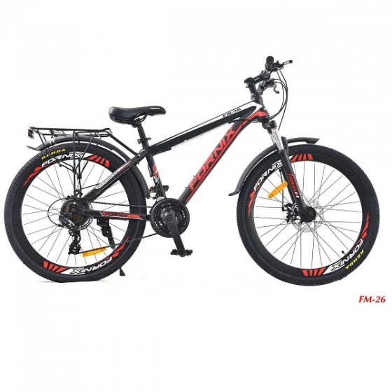 Xe đạp địa hình thể thao Fornix FM26 (đủ màu)