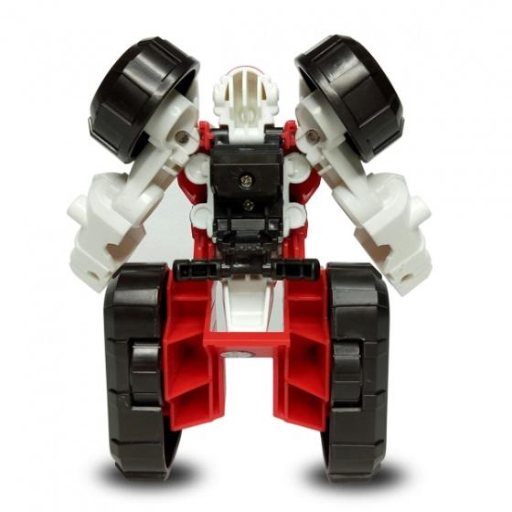 Đồ chơi robot biến hình xe đua KSL675-9 (đỏ)