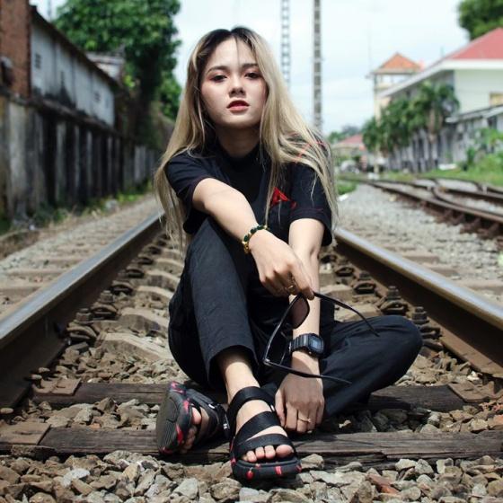 Giày sandal nam nữ Saddo - ớt cay SC01