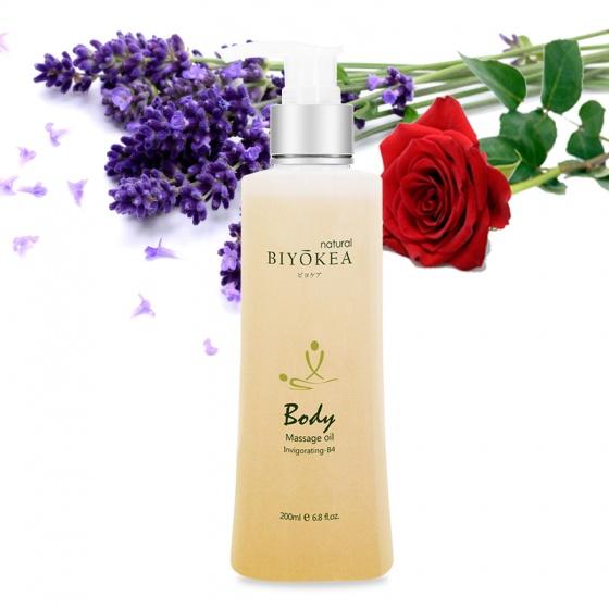 Dầu massage body Premium Invigorating B4 - tiếp thêm sinh lực