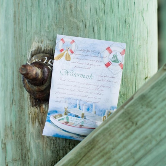 """Túi thơm Fresh Scents Watermark """"hoắc hương và hổ phách"""""""