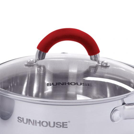 Bộ nồi Inox 3 đáy Sunhouse SHG2303MRA
