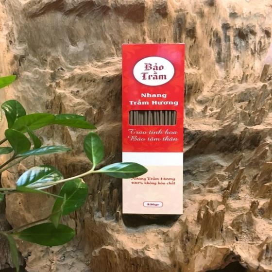 Nhang trầm hương Bảo Trầm ctm30-330gr