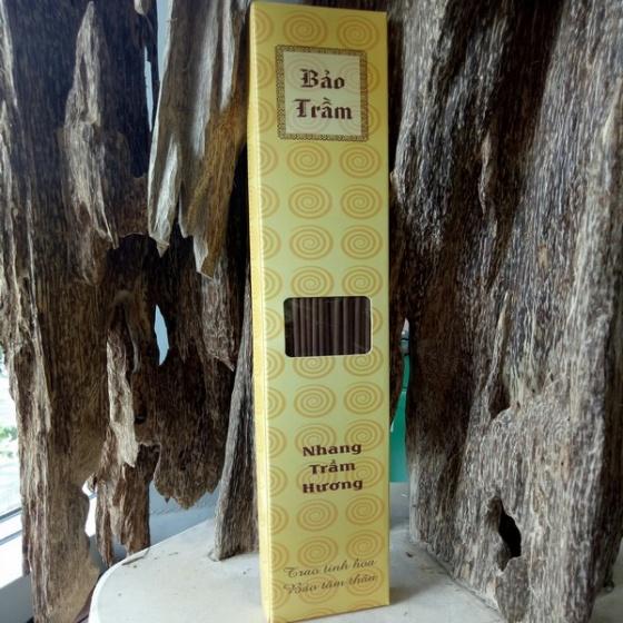 Nhang trầm hương cao cấp Bảo Trầm - ct40