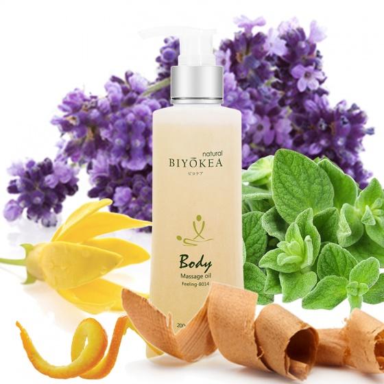Dầu massage body Premium Feeling B014 - tạo cảm giác