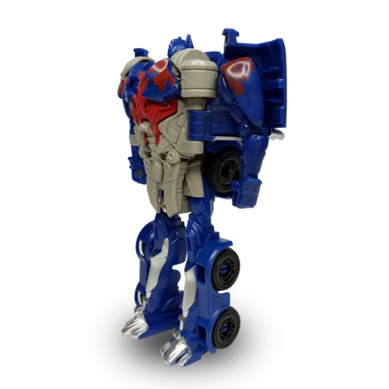 Đồ chơi robot biến hình KSL676-10 (xanh dương)