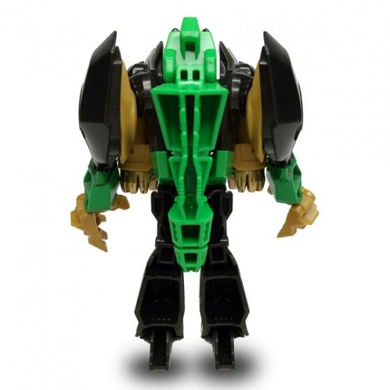 Đồ chơi robot biến hình KSL676-10 (xanh lá)