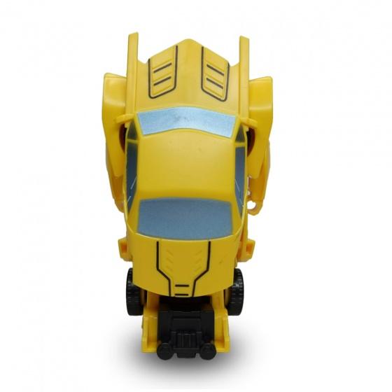 Đồ chơi robot biến hình KSL676-10 (vàng)