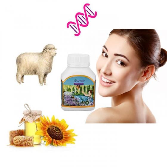 Viên uống đa năng làm đẹp da - Marine Collagen Plus Vitatree