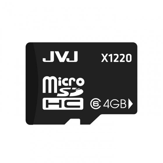 Thẻ nhớ microSDHC JVJ  4G