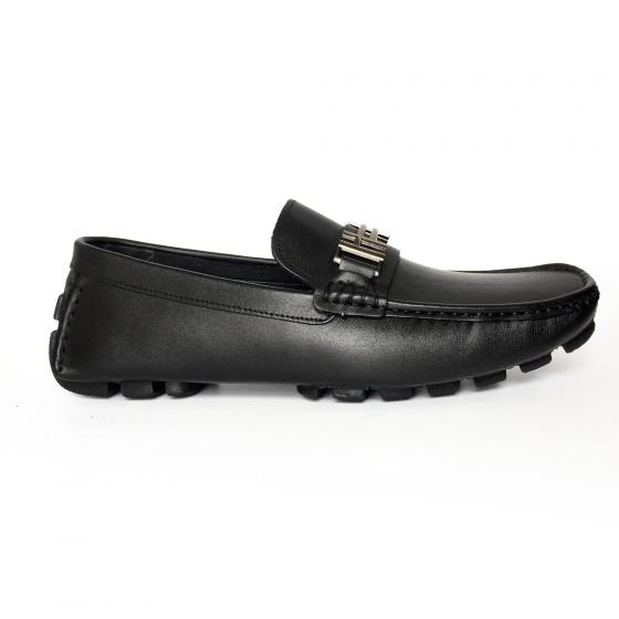 Giày lười mọi nam da thật - giày lười cao cấp