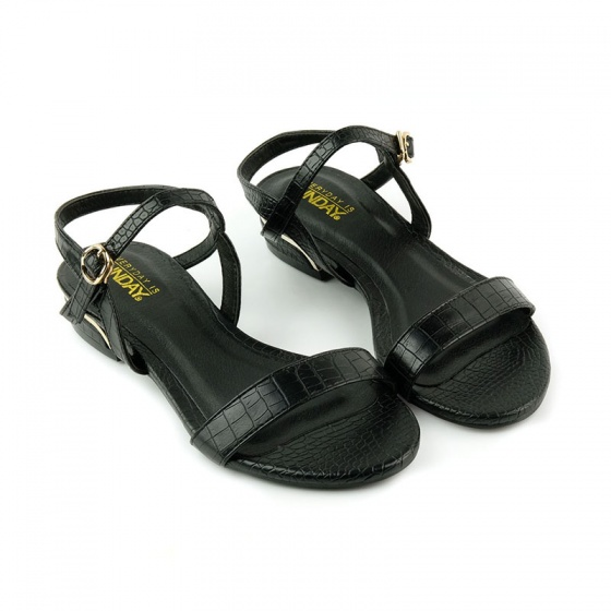 Sandal êm chân Sunday SD33 đen