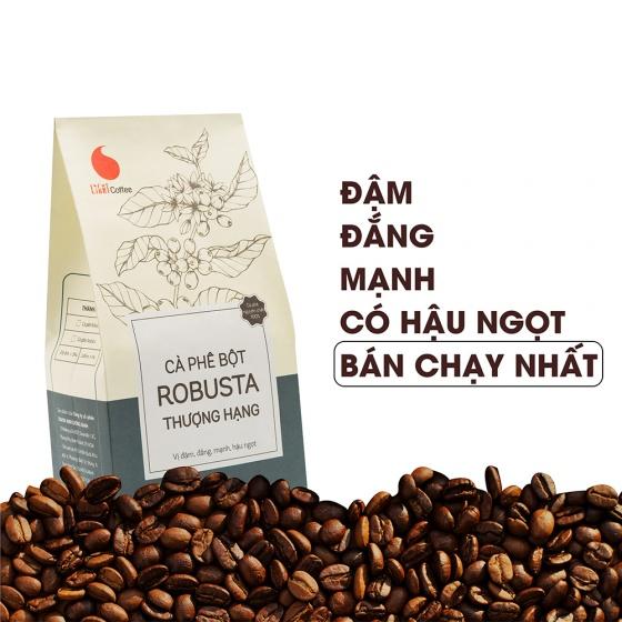 Cà phê hạt thượng hạng Light Coffee - gói 500g