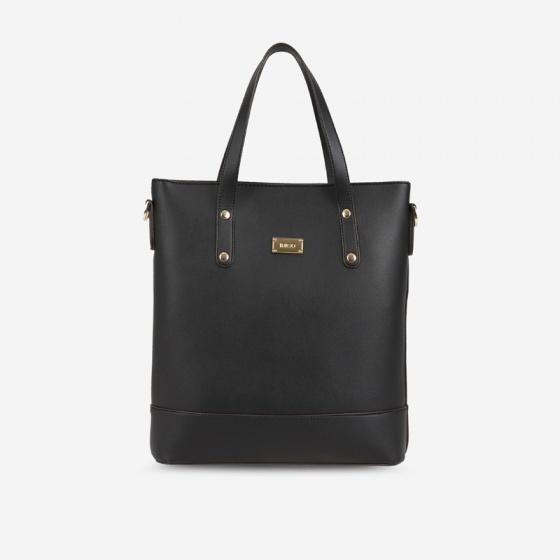 Túi xách nữ dáng đứng chữ nhật Idigo FB2-428-00