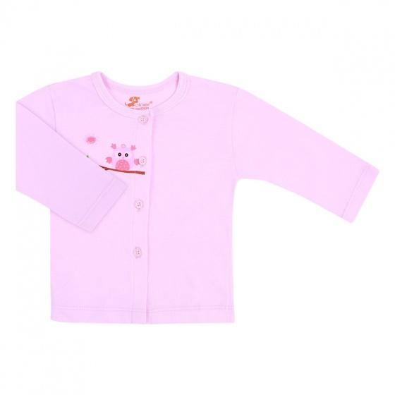 Combo 4 áo tay dài cài nút Mintuu MT-5061 (0-24 tháng)