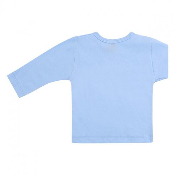 Combo 4 áo tay dài cài nút Mintuu MT-5061 bé trai (0-24 tháng)