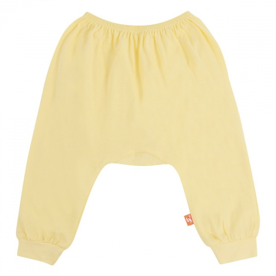 Combo 4 quần đáy nêm gấu bo số 1 Mintuu bé gái (0-3 tháng)