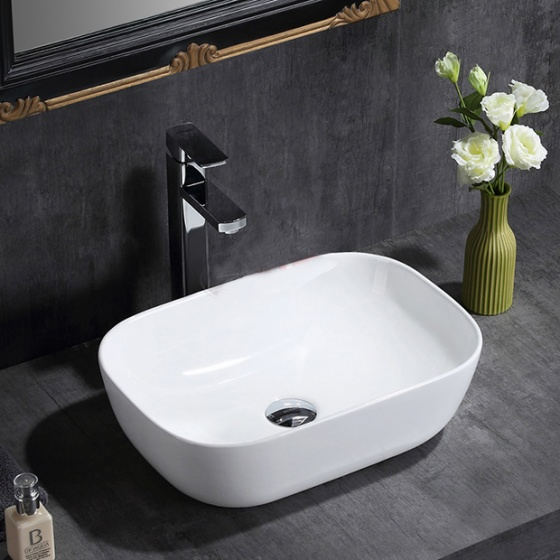 Chậu lavabo đặt bàn Zento LV6145