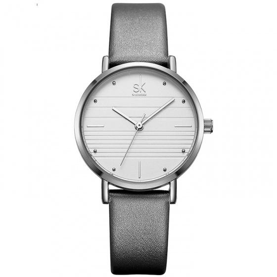 Đồng hồ nữ chính hãng Shengke Korea K8007L-01-ST-GR