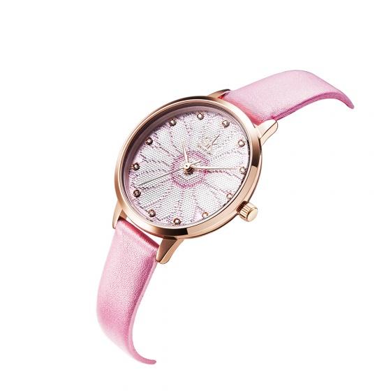 Đồng hồ nữ chính hãng Shengke Korea K8058L-ST-P