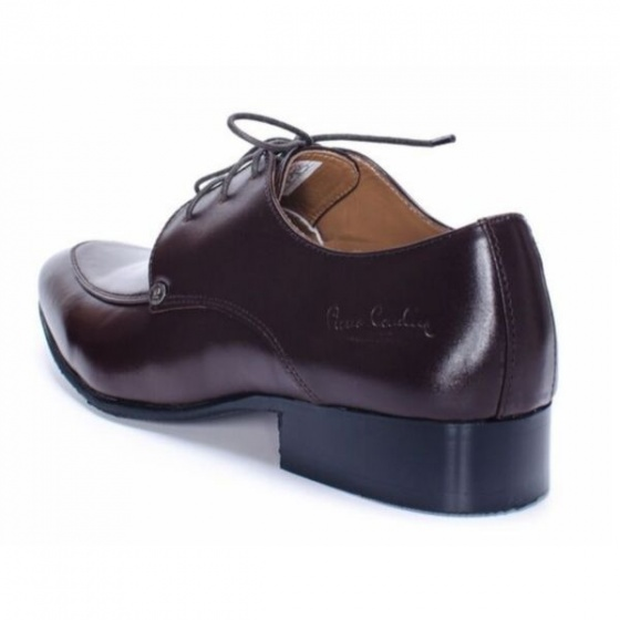 Giày da Pierre Cardin Bank Derby - PCMFWLC078BRW màu nâu