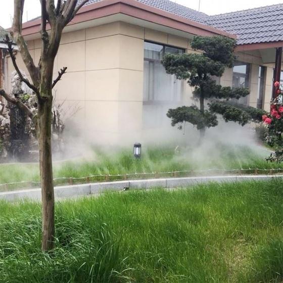 Máy bơm áp lực phun sương lọc nước RO 24V 66L 100G KERTER kèm nguồn