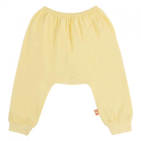Combo 4 quần đáy nêm gấu bo số 2 Mintuu bé gái (3-6 tháng)
