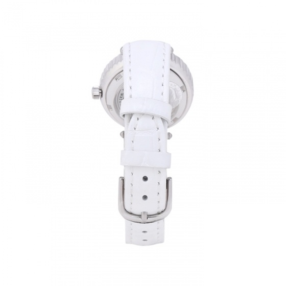 Đồng hồ nữ chính hãng Royal Crown 6305 dây da trắng