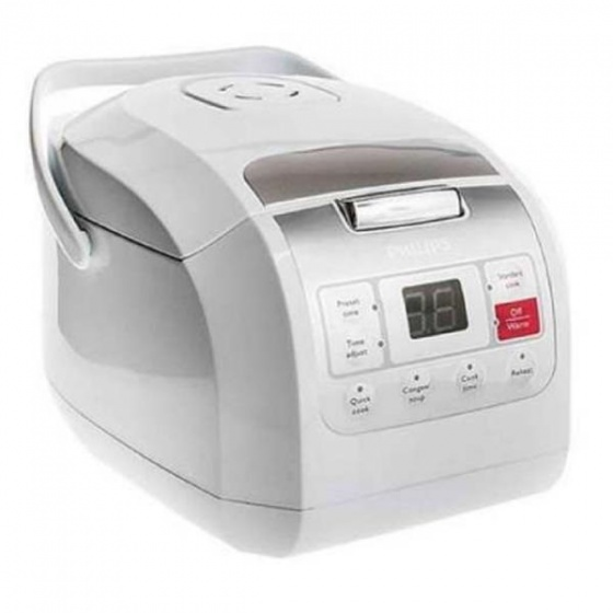 Nồi cơm điện tử công nghệ Fuzzy Logic Philips HD3030 (1 lít) - hàng công ty (bảo hành toàn quốc 2 năm)
