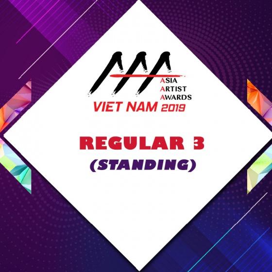 Vé tham dự Asia Artist Awards loại thường 3 (Standing)