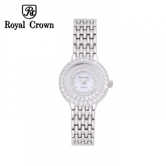 Đồng hồ nữ chính hãng Royal Crown 6317 dây thép