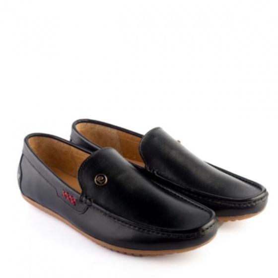 Giày da Pierre Cardin Black Loafer - PCMFWLD084BLK màu đen