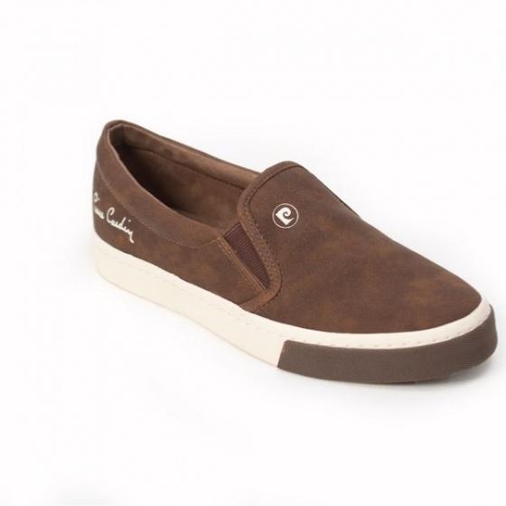 Giày lười nữ Pierre Cardin PCWFWSD099BRW màu nâu