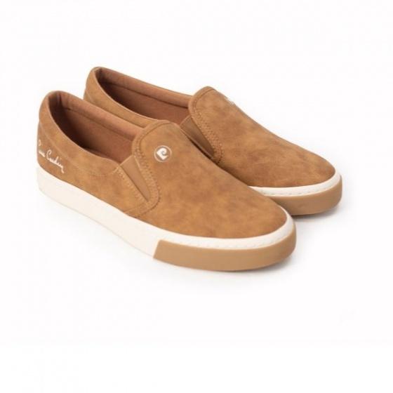 Giày lười nữ Pierre Cardin PCWFWSD099GLD màu vàng