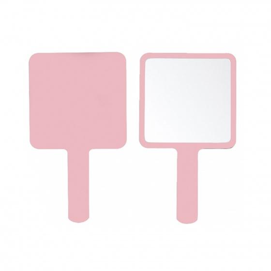 Gương soi cầm tay hình vuông Hàn Quốc size nhỏ