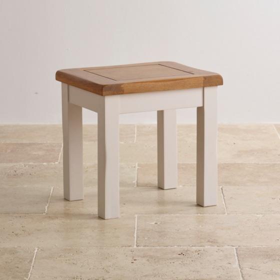 Ghế trang điểm Sintra 100% gỗ sồi - Cozino