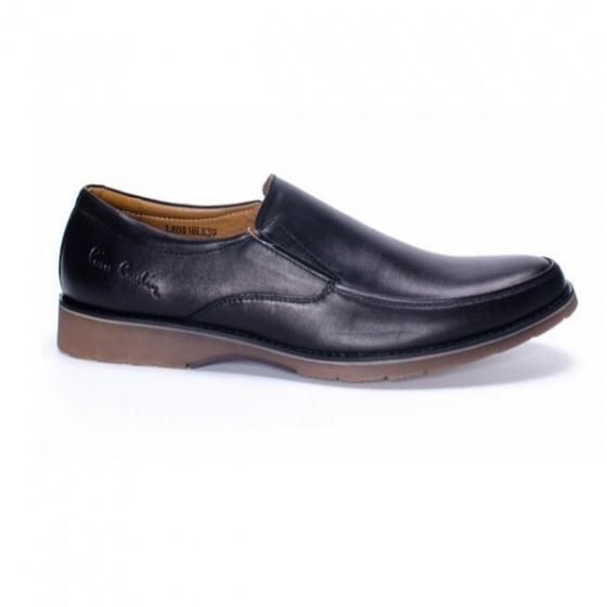 Giày da Pierre Cardin Black Penny Loafer - PCMFWLD031BLK màu đen
