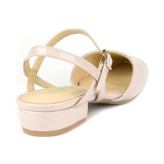 Sandal êm chân Sunday SD30 kem