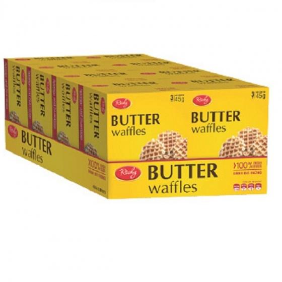 Bánh Richy bơ trứng hộp 3 (45g)