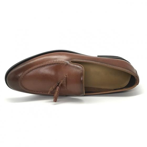 Giày tây nam da bò cao cấp Lucacy L1138N
