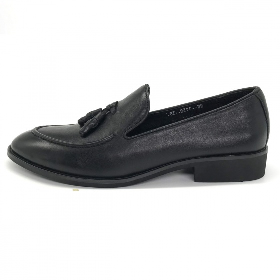 Giày tây nam da bò cao cấp Lucacy L1138D