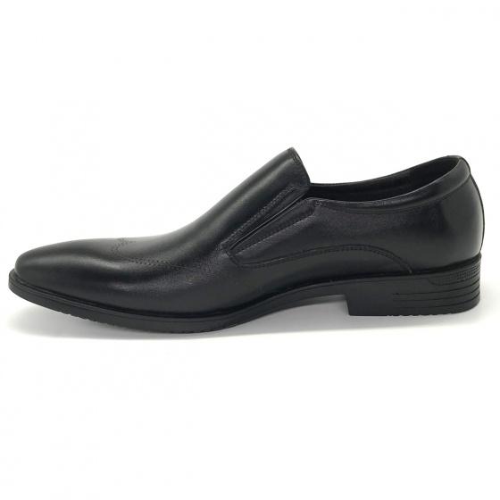 Giày tây nam da bò cao cấp Lucacy L2826D