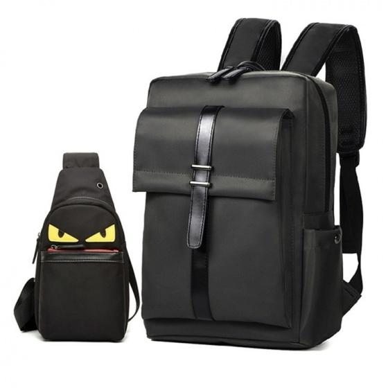 Combo balo laptop và túi đeo angry birds Praza - BL178DC106