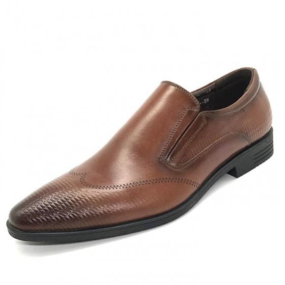 Giày tây nam da bò cao cấp Lucacy L2836N