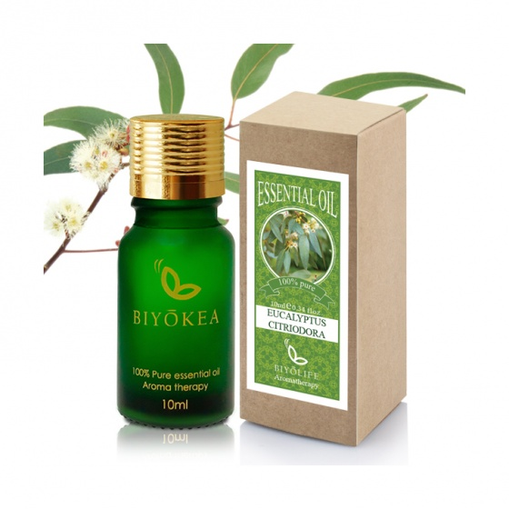Tinh dầu bạch đàn chanh - Eucalyptus Citriodora Biyokea 10ml