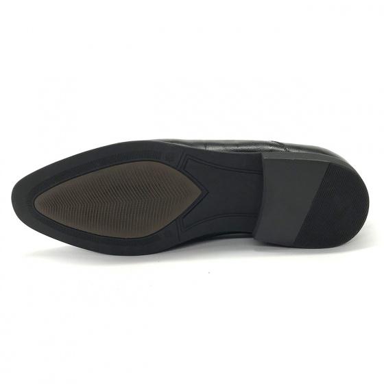 Giày tây nam da bò cao cấp Lucacy L22056