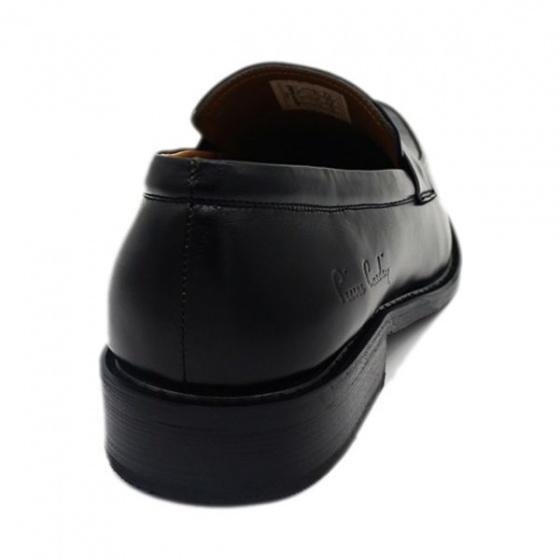 Giày tây da nam Pierre Cardin PCMFWLB058BLK màu đen
