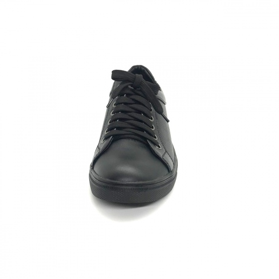 Giày sneaker nam da bò cao cấp Lucacy LC02D
